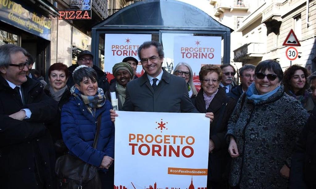 Eccoci! Conferenza stampa di presentazione di Progetto Torino