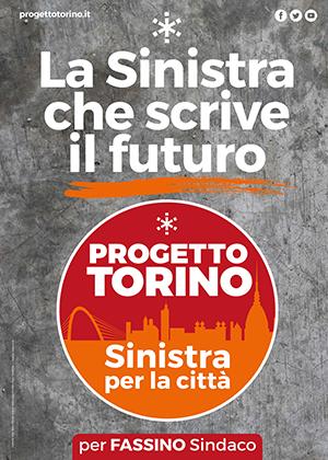 PROGETTO TORINO B - 100x140