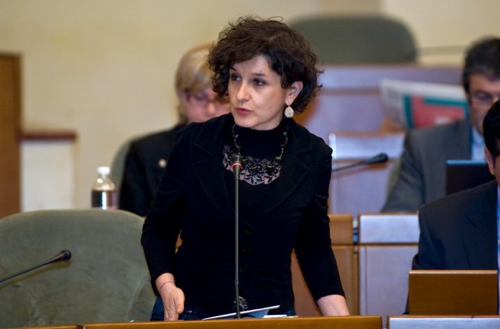 """Monica Cerutti: """"Per una sinistra che non ha abbandonato l'ambizione di governare"""""""