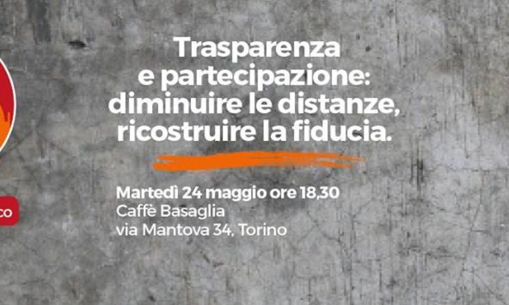 Trasparenza amministrativa e partecipazione dei cittadini: incontro di Progetto Torino